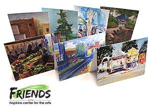 Hopkins Scenes Limited Edition Notecards