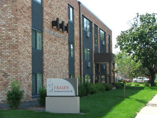 Fraser Hopkins Court, 41 6th Avenue N